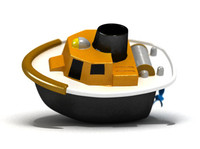 3dsmax toy tugboat
