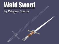 wald sword 3ds