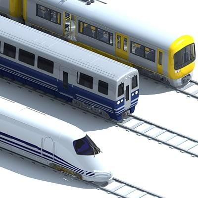 maya train pack passenger