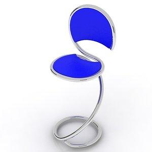 3dsmax chair highy hotels