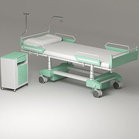 Hospital bed T1122