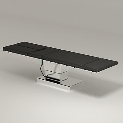 3d model table surgery