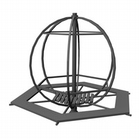 3d model whirligig playground