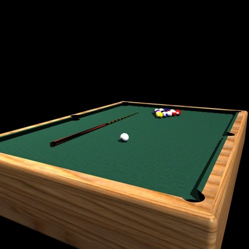 cinema4d pool ball