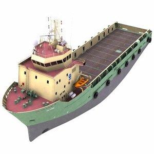 max supply platform vessel