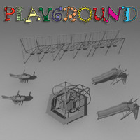 3d play playground ground