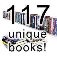 117 unique books