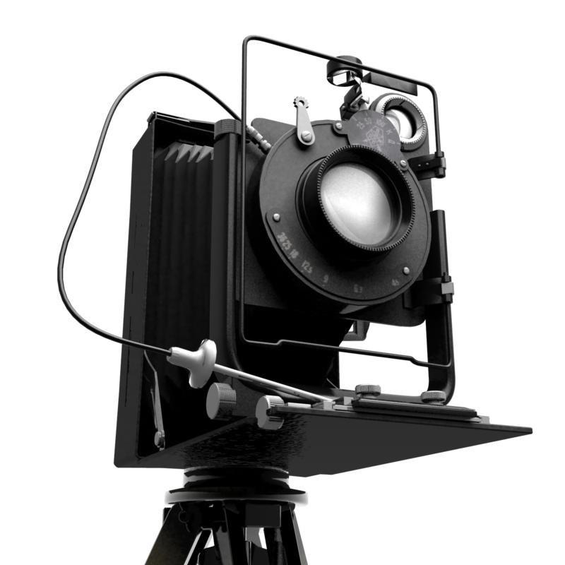 3ds retro photocamera
