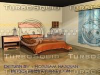 Bed Room DWG