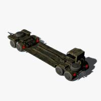 3ds tank trailer