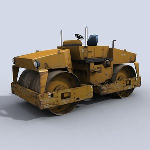 max roller vehicle heavy