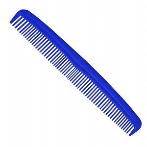 hair brush 3d 3ds