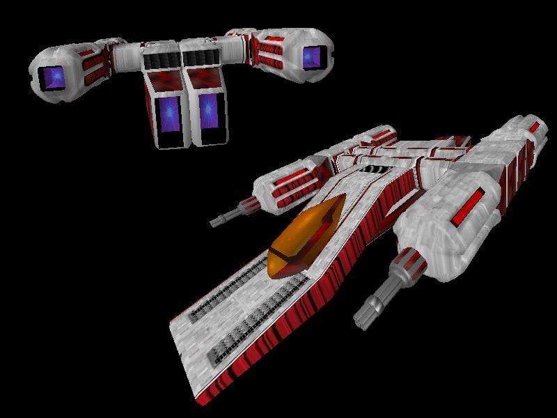 3ds spaceship ffk1