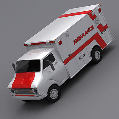 max medical ambulance