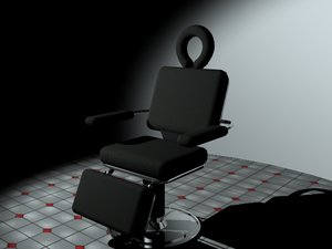 maya tattoo barber chair