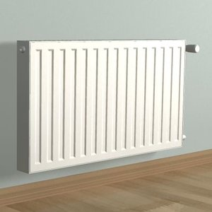 radiator heater 3ds