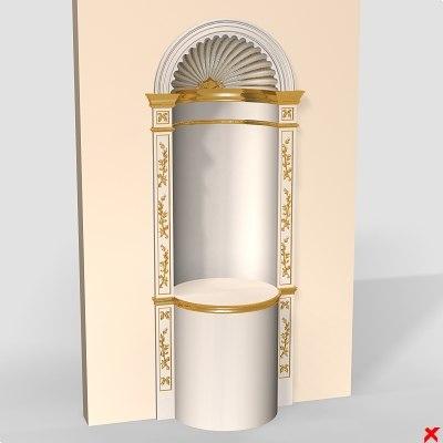 3d niche architecture