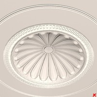 Ceiling medallion005.ZIP