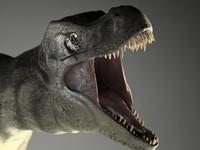 Tyrannosaurus-rex ANIMATED