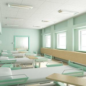 ward hospital max