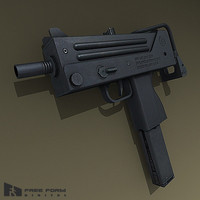 3d mac 11 sub machine model