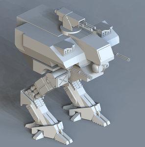 3ds robot mecha battle
