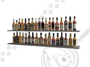3d 35 bottles