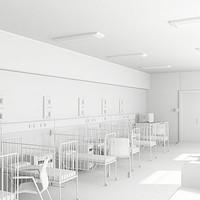 3dsmax paediatrics ward