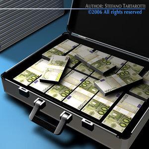 3ds suitcase euro