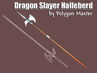 Dragon Slayer Halberds
