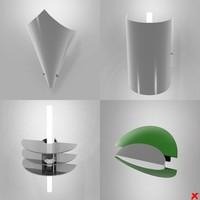 Lamp wall062-65