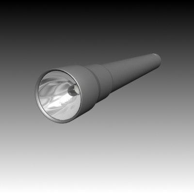 max waterproof flashlight