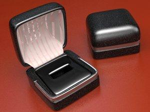 ring case 3d obj