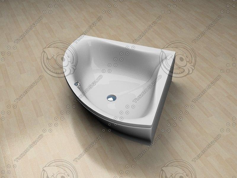 3ds max bath hoesh giorno