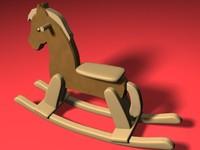 rocking horse lwo