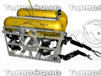 ROV Phantom Submersible