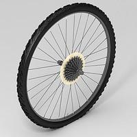 3d bike mtb