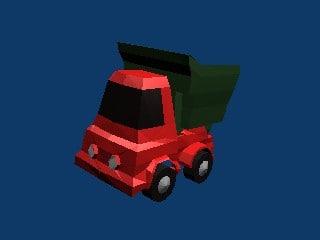 blender truck industry vehicle