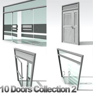 doors 3d lwo