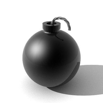 dxf bomb realistic