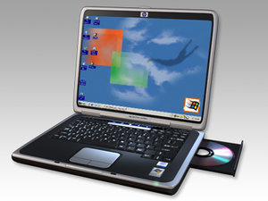 maya hp laptop