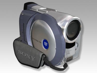 sony handycam max