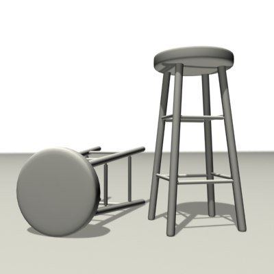 max stool bar chair