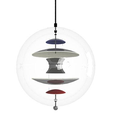 3dsmax vp globe lamp