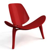 maya legged chair