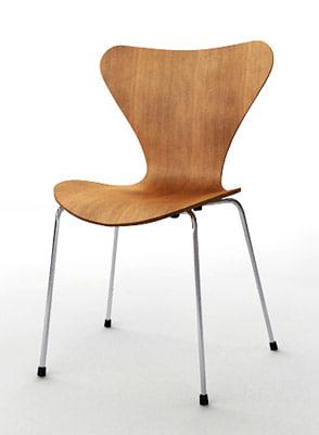 series 7 chair 3d max