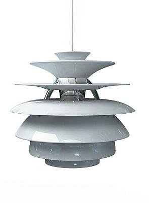 ph snowball lamp 3d model