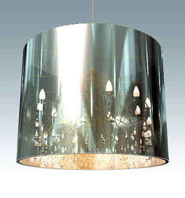 moooi light shade lamps 3d max
