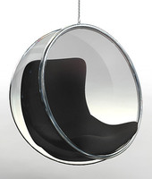 3d max bubble chair
