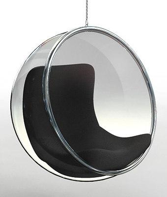 3d max bubble chair